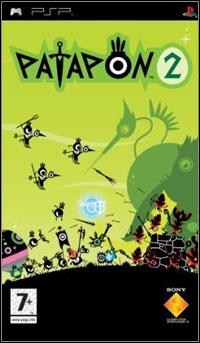 Okładka Patapon 2 (PSP)