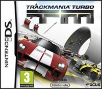 Game Box for Trackmania Turbo (2010) (NDS)