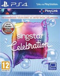 Okładka SingStar Celebration (PS4)