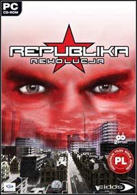 Okładka Republic: The Revolution (PC)