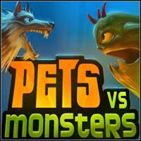 Okładka Pets vs. Monsters (WWW)
