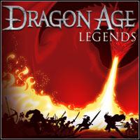 Okładka Dragon Age: Legends (WWW)
