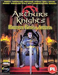 Okładka Arthur's Knights: Origins of Excalibur (PC)
