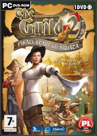Okładka The Guild 2: Pirates of The European Seas (PC)