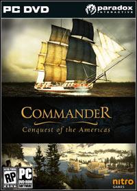 Okładka Commander: Conquest of the Americas (PC)