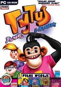 Okładka Monkey's Adventures (PC)