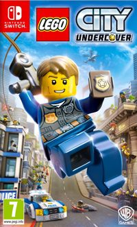 Game LEGO City: Undercover (WiiU) cover