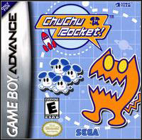 Game Box for ChuChu Rocket! (GBA)