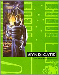 Okładka Syndicate (1993) (PC)