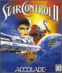 Okładka Star Control II (PC)
