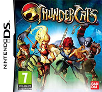 Game Box for Thundercats (NDS)