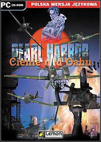 Okładka Pearl Harbor: Cienie nad Oahu (PC)