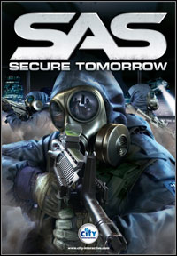 Okładka SAS: Secure Tomorrow (PC)