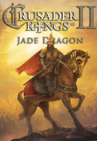 Okładka Crusader Kings II: Jade Dragon (PC)