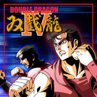 Game Double Dragon IV (PC) cover