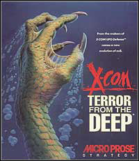 Game Box for X-COM: Terror from the Deep (PC)