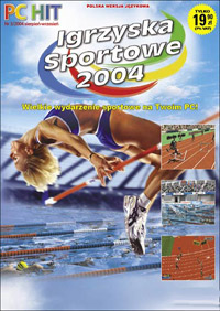 Okładka Summer Games 2004 (PC)