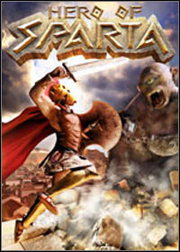 Game Box for Hero of Sparta (NDS)