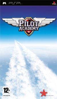 Game Box for Pilot Academy (PSP)