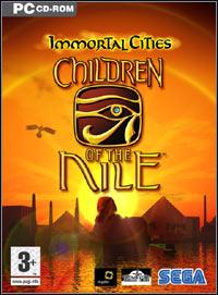 Okładka Immortal Cities: Children of the Nile (PC)