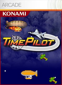 Okładka Time Pilot (X360)