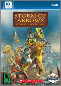 Okładka Field of Glory: Storm of Arrows (PC)