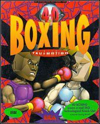 Okładka 4D Sports Boxing (PC)