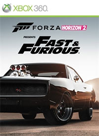 Forza Horizon 2 Presents Fast Furious Cover