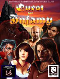 Okładka Quest For Infamy (PC)