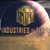 Game Box for Industries of Titan (PC)