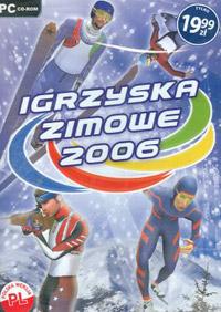 Okładka Winter Games (PC)
