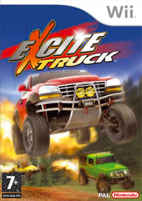 Okładka Excite Truck (Wii)