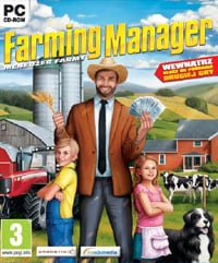 Okładka Farming Manager (PC)
