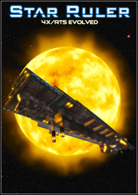 Okładka Star Ruler (PC)