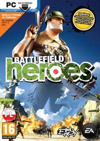 Okładka Battlefield Heroes (PC)