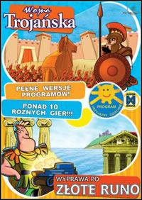Okładka The Trojan War, The Quest for the Golden Flece (PC)