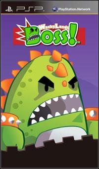 Okładka WackyLands Boss! (PSP)