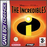Game The Incredibles (PC) cover