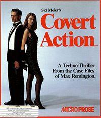 Okładka Sid Meier's Covert Action (PC)