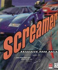 Okładka Screamer (PC)