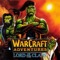 Okładka Warcraft Adventures: Lord of the Clans (PC)