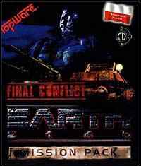 Okładka Earth 2140: Final Conflict (PC)