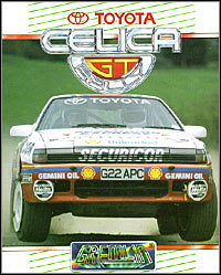 Game Box for Toyota Celica GT Rally (PC)