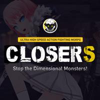 Okładka Closers (PC)