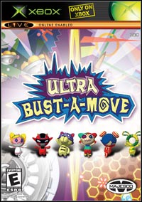 Okładka Ultra Bust-A-Move (XBOX)