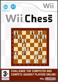 Okładka Wii Chess (Wii)