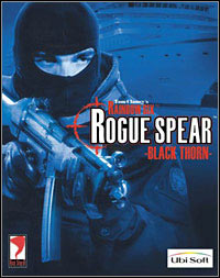 Okładka Tom Clancy's Rainbow Six Rogue Spear: Black Thorn (PC)