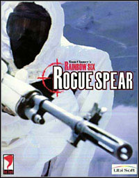 Okładka Tom Clancy's Rainbow Six Rogue Spear (PC)