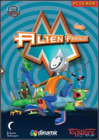 Okładka M: Alien Paranoia (PC)