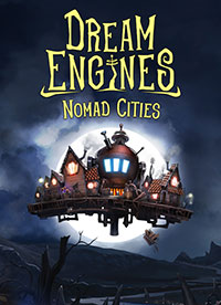 Dream Engines: Nomad Cities (PC cover